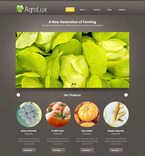 Agriculture PSD  Template 57483