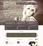 Fashion PSD  Template 57487
