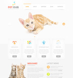 Animals & Pets PSD  Template 57489