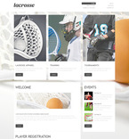 Sport PSD  Template 57495