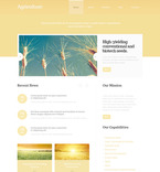 Agriculture PSD  Template 57499
