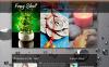 Plantilla PSD para Sitio de Feng Shui New Screenshots BIG