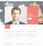 Law PSD  Template 57505