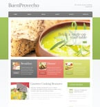 Food & Drink PSD  Template 57509