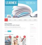 Education PSD  Template 57514