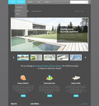 Architecture PSD  Template 57519