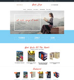 Books OpenCart  Template 57536