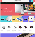 Computers OpenCart  Template 57539