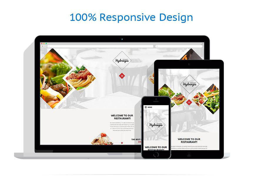 Modèles HTML5 Café et Restaurant #57550
