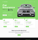 Cars Website  Template 57558