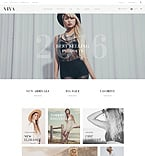 Fashion OpenCart  Template 57564