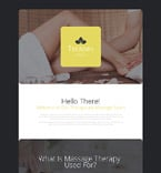 Beauty Landing Page  Template 57570
