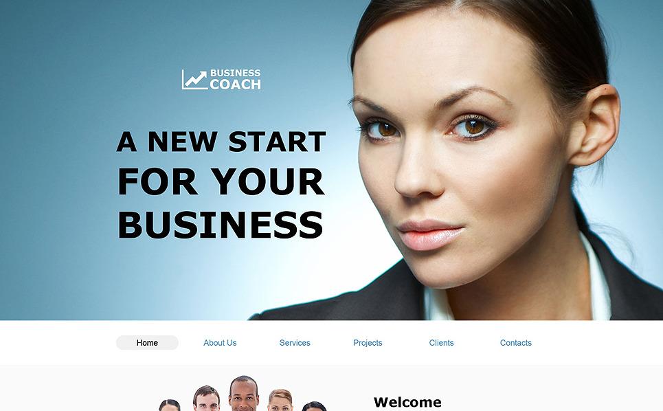 Üzlet és szolgáltatások Muse sablon New Screenshots BIG