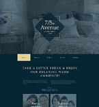 Hotels Muse  Template 57585