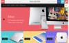 Plantilla OpenCart para Sitio de Tienda de Ordenadores New Screenshots BIG
