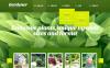 Plantilla PSD para Sitio de Diseño de exteriores New Screenshots BIG