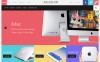 "Responzivní OpenCart šablona ""iShop"" New Screenshots BIG"