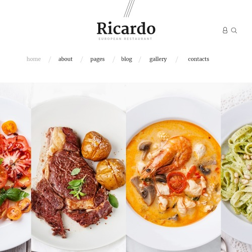 Ricardo - Joomla! Template based on Bootstrap