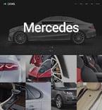 Cars Website  Template 57615