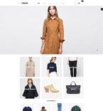 Fashion VirtueMart  Template 57624