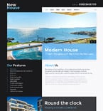 Real Estate Joomla  Template 57627
