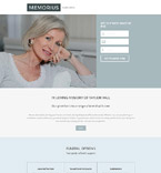 Society and Culture Landing Page  Template 57635