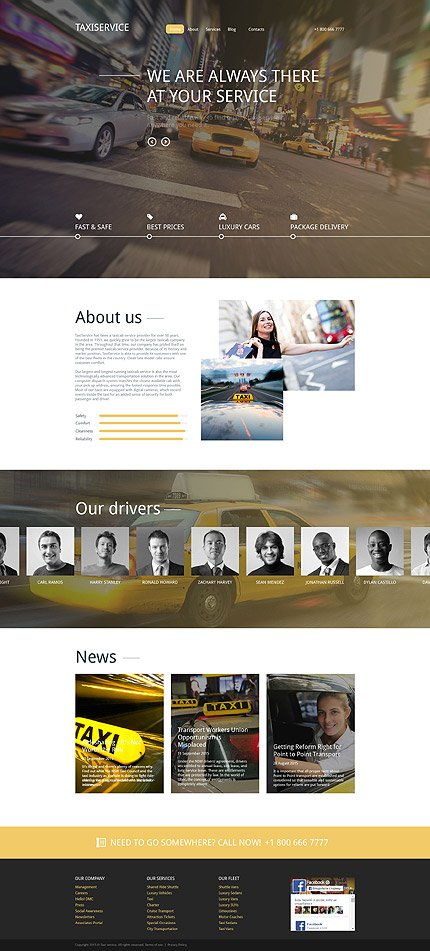 Drupal Template 57637 Main Page Screenshot