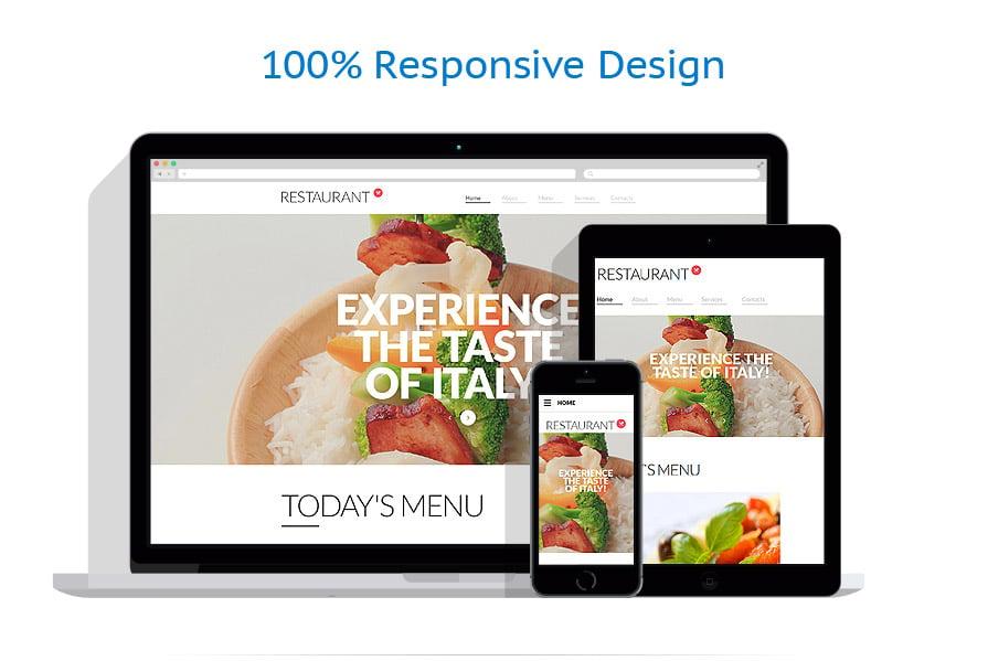 Modèles HTML5 Café et Restaurant #57641