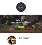 Landing Page  Template 57655