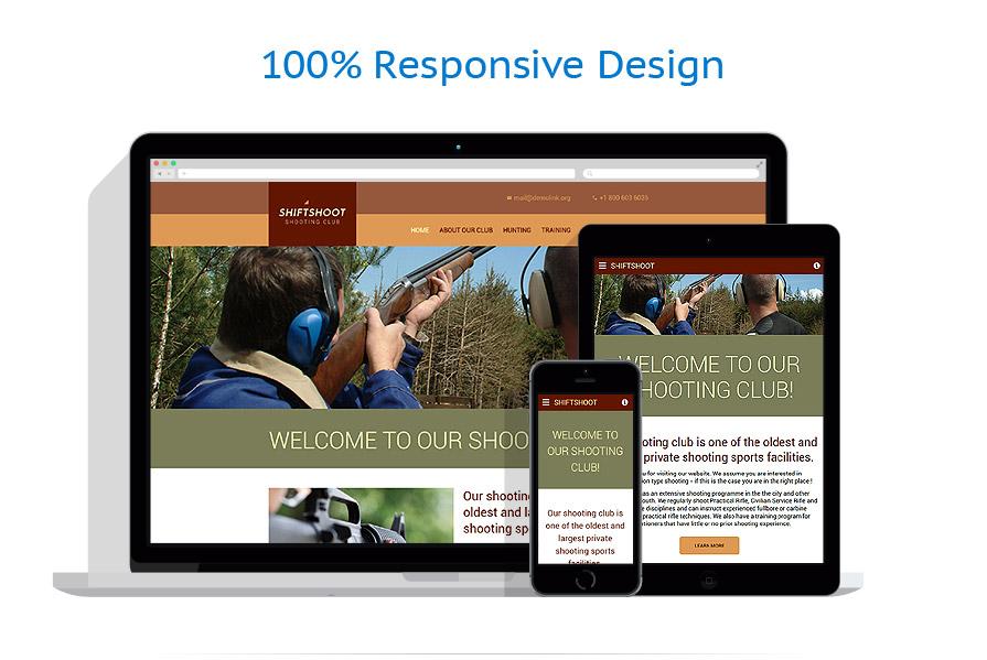 Modèles HTML5 Sport #57665