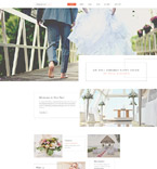 Wedding Joomla  Template 57670