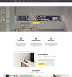 Hotels Website  Template 57677