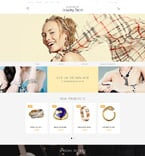 Jewelry Magento Template 57684