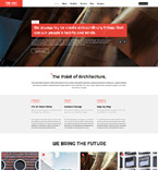 Architecture WordPress Template 57688