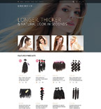 Beauty WooCommerce Template 57693