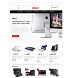Computers Magento Template 57699