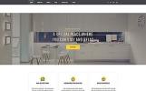 Адаптивний Шаблон сайту на тему відгуки про готелі