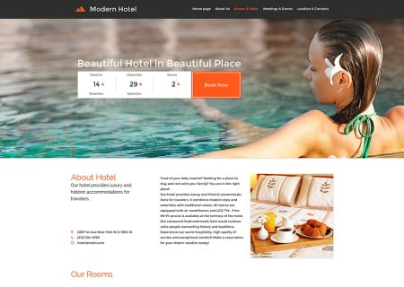 Hotels Site