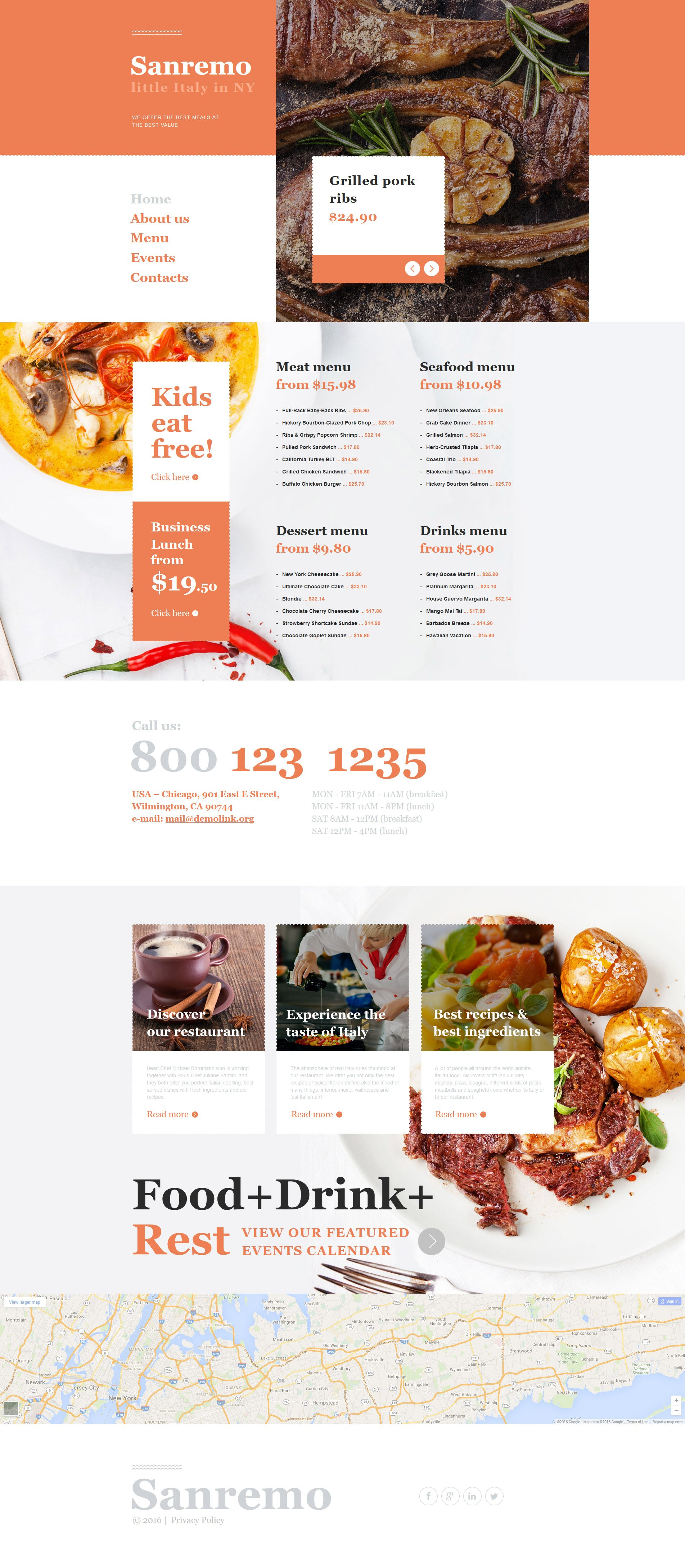 "Muse Template namens ""Sanremo"" #57613"