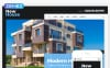 Reszponzív New House Joomla sablon New Screenshots BIG