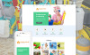 Thème Joomla adaptatif  pour site de nettoyage New Screenshots BIG