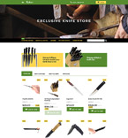 Furniture PrestaShop Template 57704