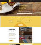 Architecture Website  Template 57717