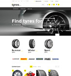 Cars OpenCart  Template 57718