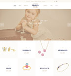 Jewelry OpenCart  Template 57739