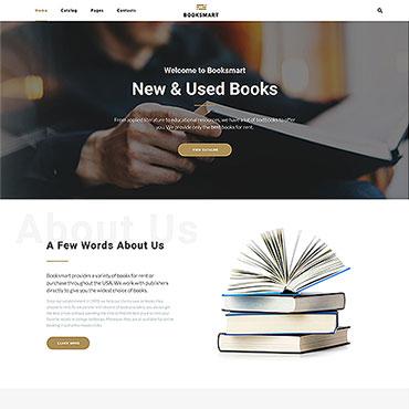 Купить  пофессиональные Bootstrap и html шаблоны. Купить шаблон #57743 и создать сайт.