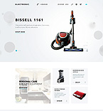 Electronics Magento Template 57745