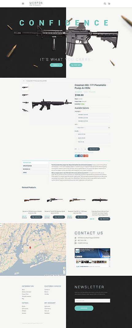 ADOBE Photoshop Template 57747 Home Page Screenshot