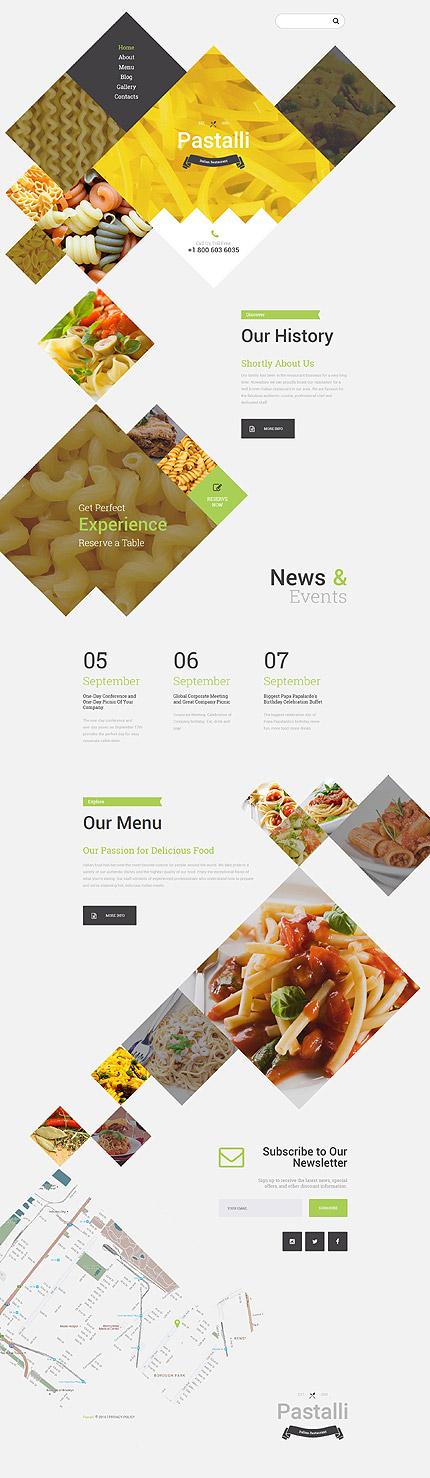 Website Template #57750