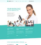 Education Website  Template 57755